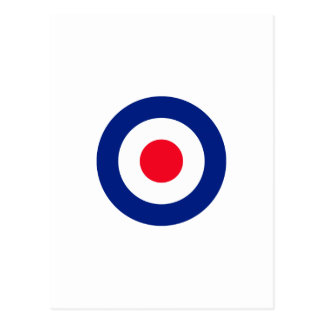 MOD Classic Target Post Cards