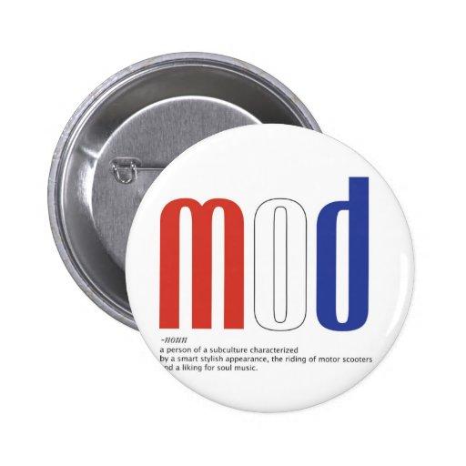 Mod_Cons Pinback Buttons