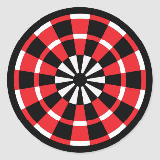 Mod Dartboard Stickers