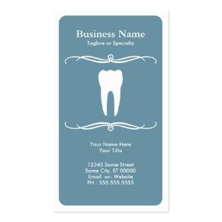 mod dental business cards