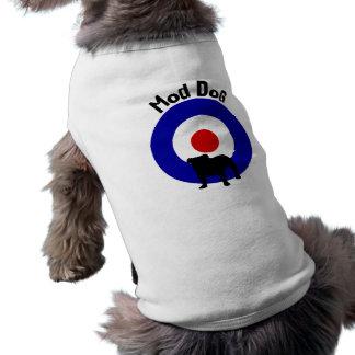 Mod Dog Bullseye Dog Shirt