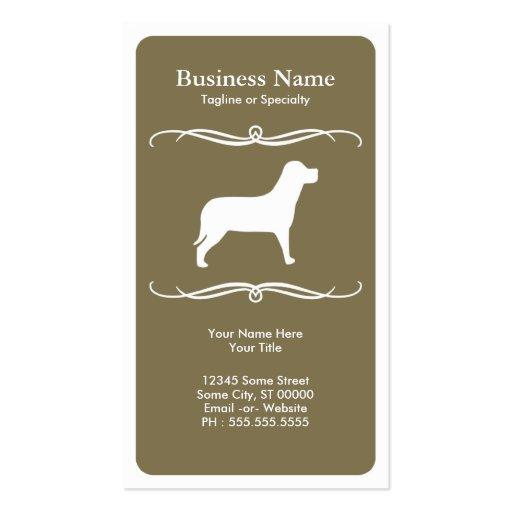 Premium Animal Pet Care Business Card Templates Page18