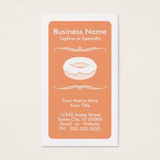 mod doughnuts loyalty card