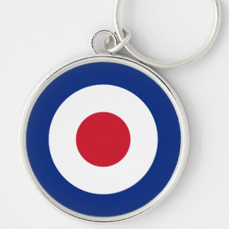 MOD Fashion British Design Keyring Scooter / Vespa