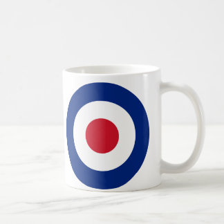 MOD Fashion British Design Mug - Scooter / Vespa