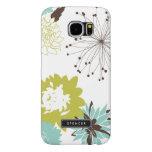 Mod Floral Pattern Custom Samsung Galaxy S6 Case Samsung Galaxy S6 Cases