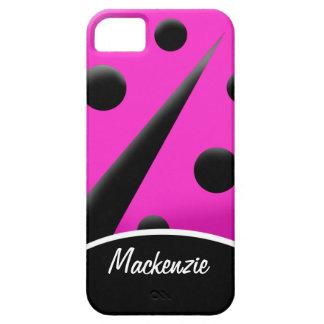 Mod Ladybug (Hot Pink) iPhone 5 Casemate Case