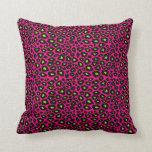 Mod Leopard Pillows