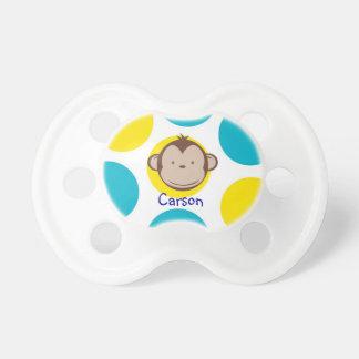 Mod Monkey Boy Pacifier