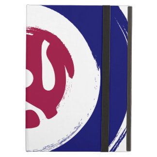 Mod Northern soul design with vinyl adaptor iPad Air Covers