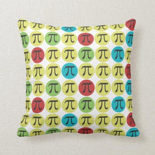 Mod Pi Pillow