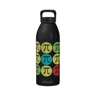 Mod Pi - Fun Pi Gift Drinking Bottles