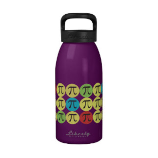 Mod Pi - Fun Pi Gift Drinking Bottle