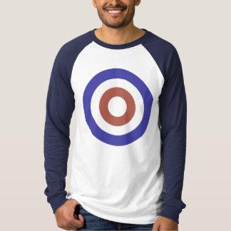 Mod Rocker Target jersey Tee Shirts
