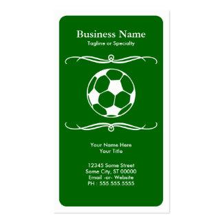 mod soccer business cards