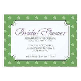 {mod squad} bridal shower 13 cm x 18 cm invitation card
