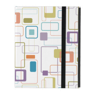 Mod Square Book Style iPad Cover