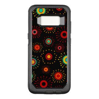 Mod Starbursts OtterBox Commuter Samsung Galaxy S8 Case