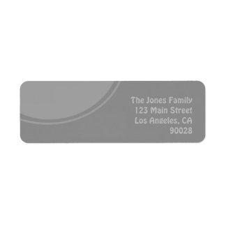 Mod stylish grey design