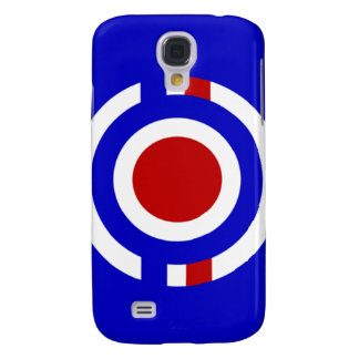 Mod Target and Stripes variation Samsung Galaxy S4 Cover