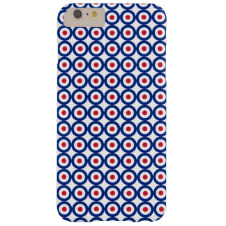 Mod target barely there iPhone 6 plus case