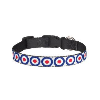 Mod Target Design Pet Collar