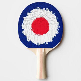 Mod Target Design Ping Pong Paddle