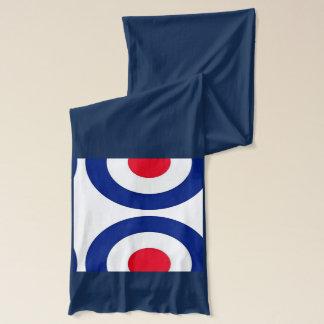 Mod Target Design Scarf