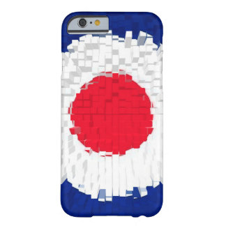 Mod Target design with effect applied Barely There iPhone 6 Case