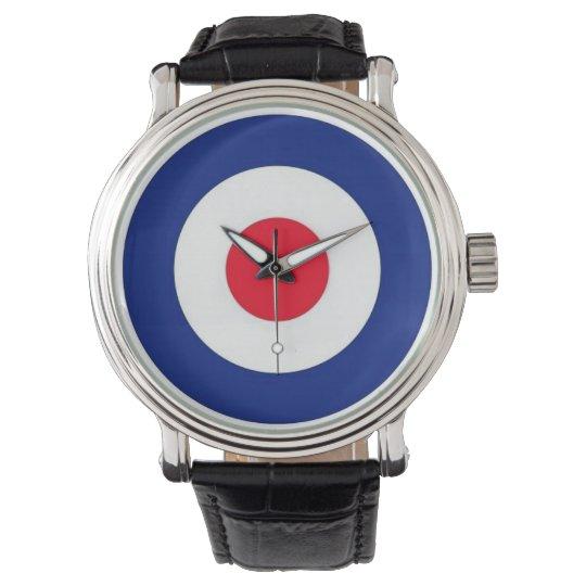 Mod Target Design Wrist Watches