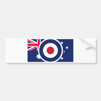 Mod Target Mods Australia Target Scooter Bumper Sticker