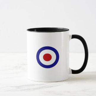Mod Target Mug