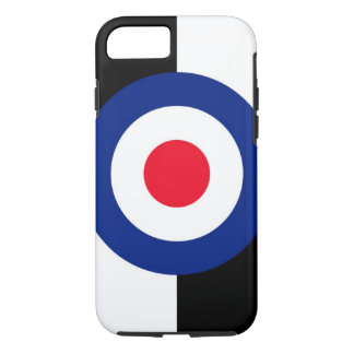 Mod Target Roundel Classic iPhone 7 Case