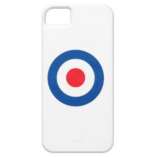 Mod Target symbol iPhone 5 Case