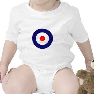 Mod Target T Shirts