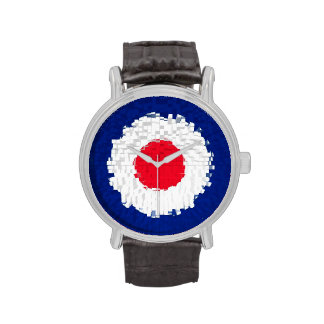 Mod Target with effect applied Watches