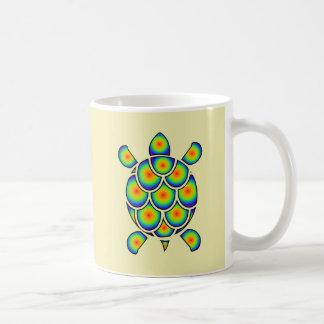 Mod Tye Dye Sea Turtle Mug