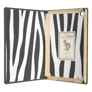 MOD ZEBRA PRINT PATTERN IPAD DODO CASE iPad AIR CASES