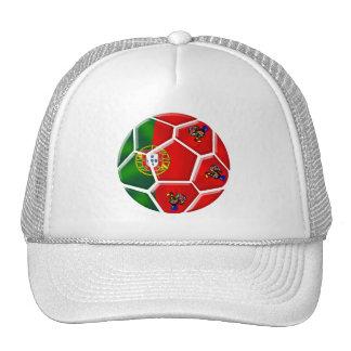 Moda Portuguesa - Fuetbol Chique Trucker Hats