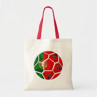 Moda Portuguesa - Fuetbol Chique Tote Bag