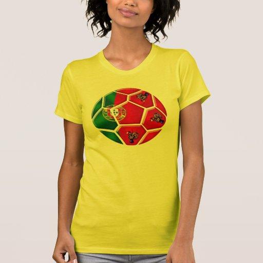 Moda Portuguesa - Fuetbol Chique Tshirts