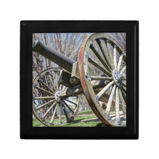 Model 1857 - Napolean Howitzer Small Square Gift Box