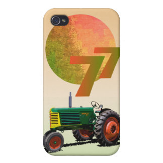 Model 77 Row Crop Covers For iPhone 4