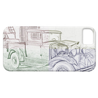 Model A Truck Case For The iPhone 5