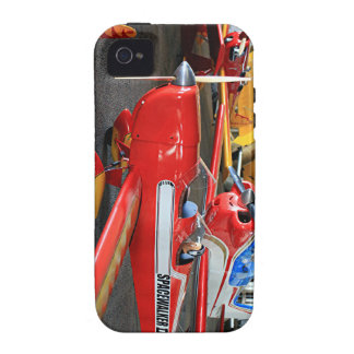 Model aircraft iPhone 4 cover