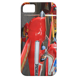 Model aircraft case for the iPhone 5