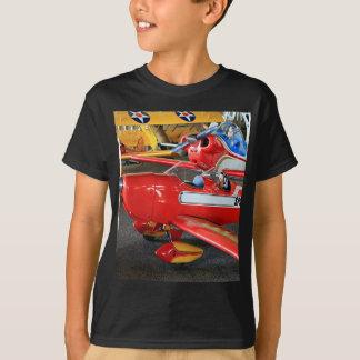 Model aircraft t shirt