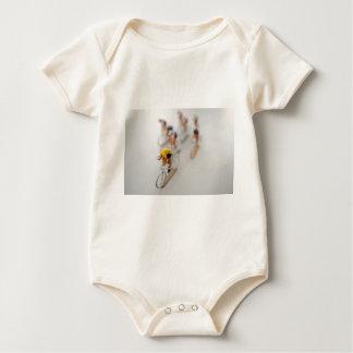 Model Cyclists Baby Bodysuit