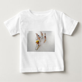 Model Cyclists Baby T-Shirt