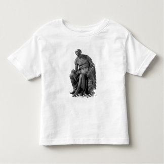 Model for a monument to Jean-Jacques Rousseau Toddler T-Shirt